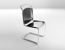 Carbon Fiber Chair 458 by Mast Elements