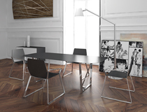 Carbon Fiber Table MARTIN by Mast Elements